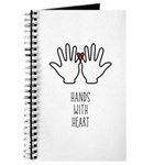 Hands with Heart 2006wht Journal