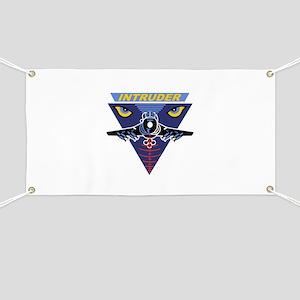 A-6 Intruder Banner