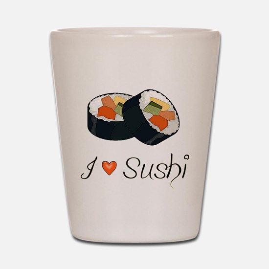 Sushi Shot Glass
