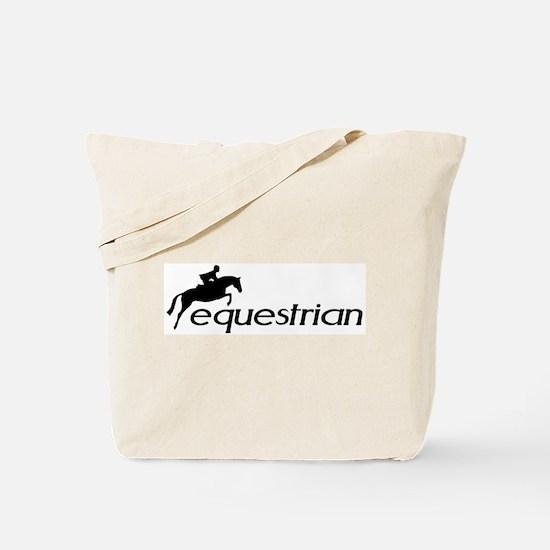 hunter/jumper equestrian Tote Bag