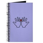 Holding Hands with Heart 2006lav Journal