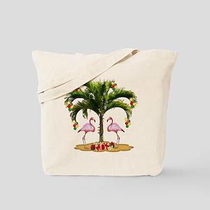 Tropical Holiday Tote Bag