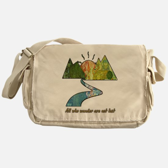 Wander Messenger Bag