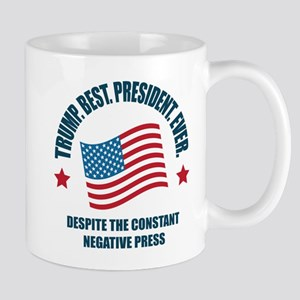 Trump Best Pres 11 oz Ceramic Mug