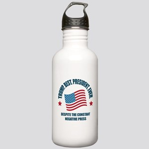 Trump Best Pres Stainless Water Bottle 1.0L