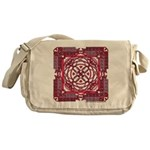Celtic Valentine Messenger Bag