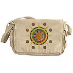 Celtic Stargate Messenger Bag