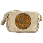 Celtic Crescents Messenger Bag