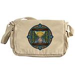 Celtic HourGlass Messenger Bag