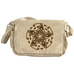 Celtic Star Messenger Bag