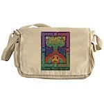 Celtic Tree of Life Messenger Bag