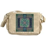 Celtic Atlantis Messenger Bag