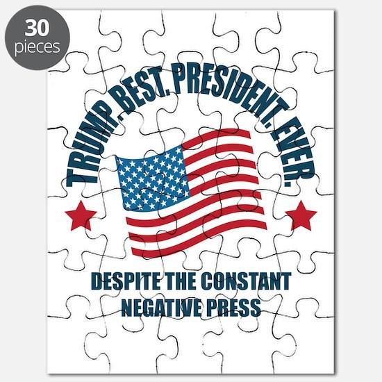 Trump Best Pres Puzzle