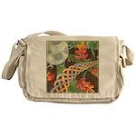 Celtic Harvest Moon Messenger Bag
