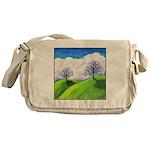 California Spring Messenger Bag