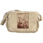 Crumbling Castle Messenger Bag