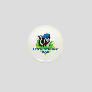 Little Stinker Bob Mini Button
