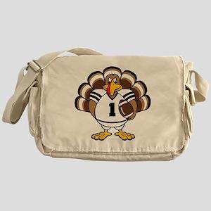 Turkey Bowl Messenger Bag