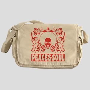 Peace and Soul Messenger Bag