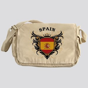 Spain Messenger Bag