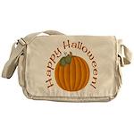 Happy Halloween! Messenger Bag