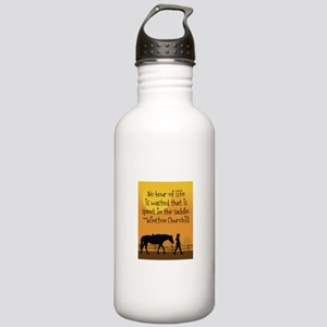 Horse and Child Stainless Water Bottle 1.0L