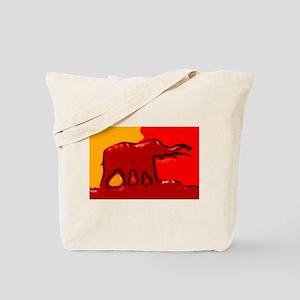 Elephant Logo Tote Bag