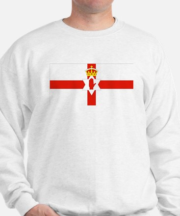 Northern Ireland Flag Sweatshirt