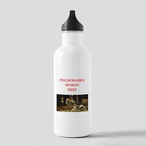 psychology joke Stainless Water Bottle 1.0L