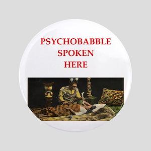 "psychology joke 3.5"" Button"