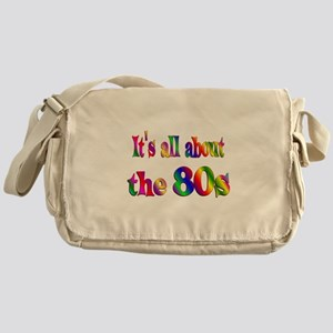 All About 80s Messenger Bag