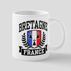 Bretagne France Mug
