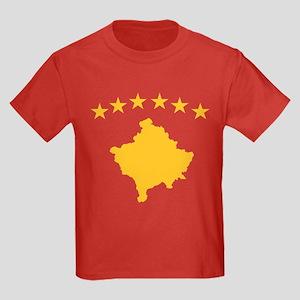 Albanian Eagle Kids Dark T-Shirt