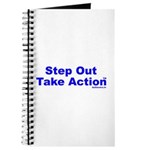 Step Out Take Action TM Journal