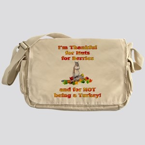 Thankful Messenger Bag