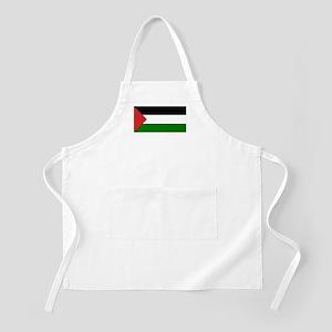 Palestinian Flag BBQ Apron