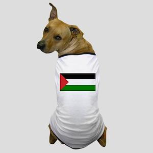 Palestinian Flag Dog T-Shirt
