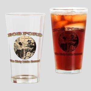 Bob Ford Drinking Glass