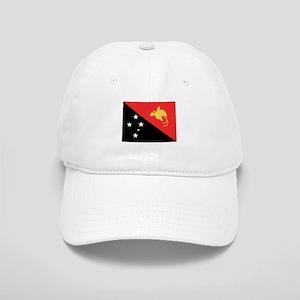 Papua New Guinea Flag Cap