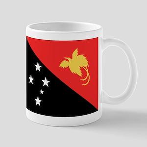 Papua New Guinea Flag Mug