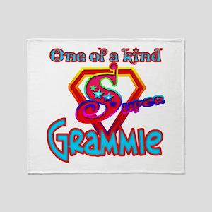 Super Grammie Throw Blanket