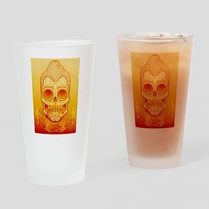 RockaSkully Drinking Glass