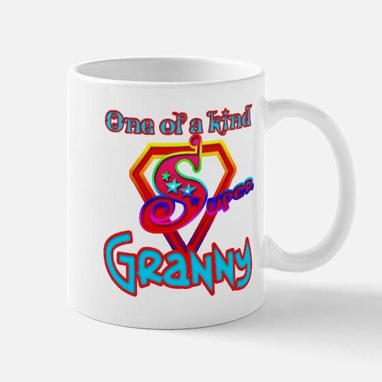 SUPER GRANNY Mug