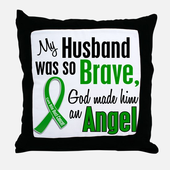 Custom for Terry Throw Pillow