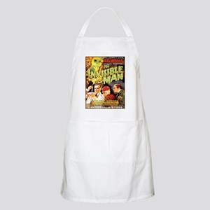 The Invisible Man Apron