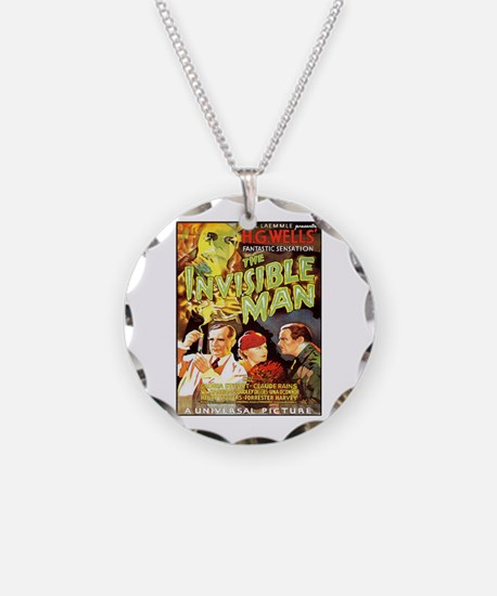 The Invisible Man Necklace
