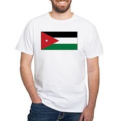 Jordan Flag White T-Shirt