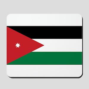 Jordan Flag Mousepad