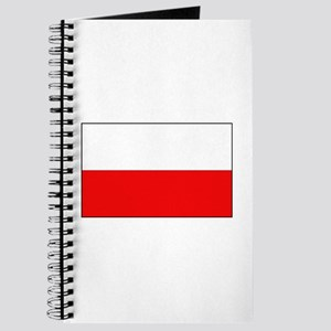 Polish Flag Journal