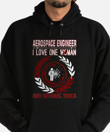 Aerospace Engineer I Love One Woman Sev Sweatshirt